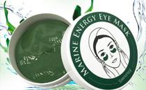香蒲丽绿公主眼膜怎么辨别真假 香蒲丽绿公主眼膜真假鉴别对比图