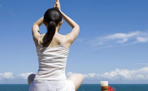 膝盖疼能练瑜伽吗 膝盖疼怎么练瑜伽好