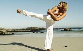 办公室可以练瑜伽瘦腿吗 办公室怎么做瘦腿瑜伽
